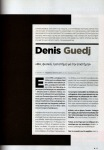 "16-11-2008 - ""E"" [ΕΛΕΥΘΕΡΟΤΥΠΙΑ] - Συνέντευξη με τον Denis Guedj pg. 2"