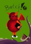BOTCH! #3 [Εξώφυλλο, 2015]