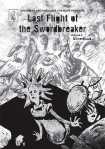 Last Flight of the Swordbreaker Vol. 1: Silverhand [Εξώφυλλο, 2016]