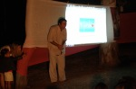 """Έπειτα ο κ. Δημήτρης Γκούσκος μας παρουσίασε την ψηφιακή πλατφόρμα """"Μηλιά""""..."""