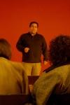 Ο Γιώργος Ευγενικός προλογίζει την παράσταση...