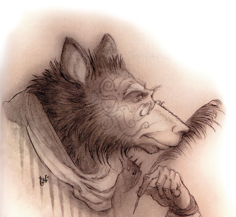 Ursinal by Tony DiTerlizzi