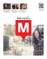 2013-02-16 - 21 - Metropolis Free Press - Cover