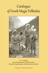 2013-05-19 - Catalogue of Greek Magic Folktales - Very Small