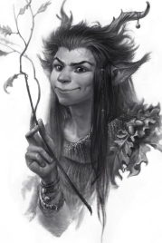 2013-09-06 - Troll Faun With Branch by Marishka Kleyman - Mod
