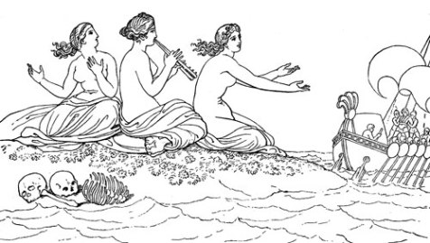 Odysseus - Sirens