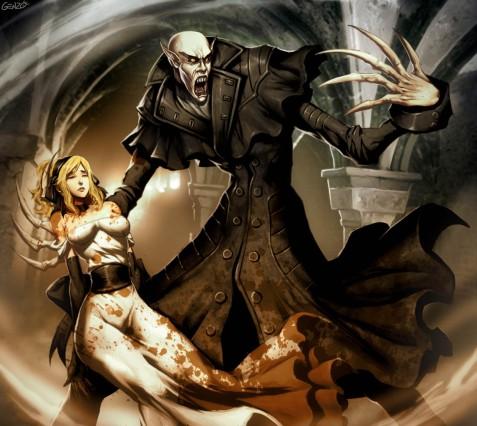 2013-10-25 - Nosferatu - Count Orlok by Genzoman