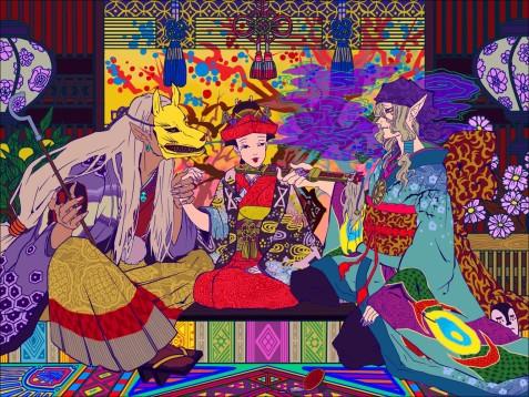 2013-11-24 - Mononoke