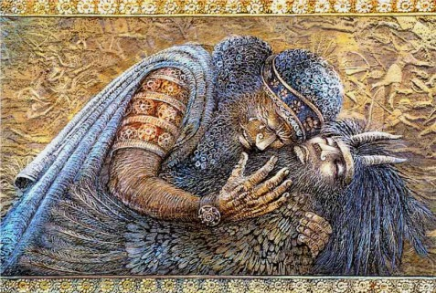 2014-01-19 - Gilgamesh Cries for Enkidu [Ludmila Zeman, 1993]
