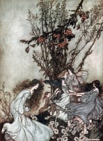 Fairy Dance [Arthur Rackham]